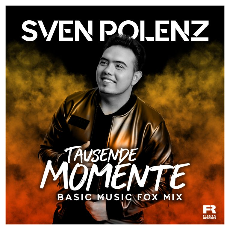 Sven Polenz_1000 Momente_Single_Cover (Basic Music Fox Mix) 3000x3000