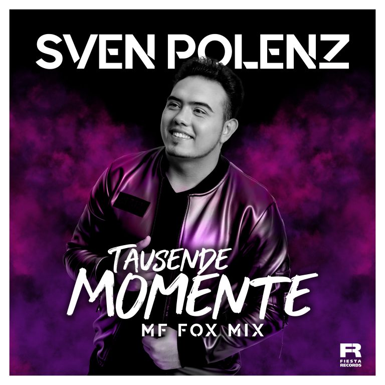 Sven Polenz_1000 Momente_Single_Cover (MF Fox Mix) 3000x3000
