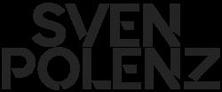 Sven Polenz - Logo (Schwarz)